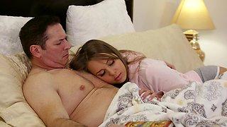forbidden lust @ i love when daddy cums home