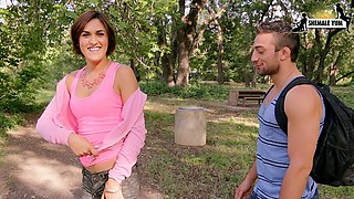 Alona Miles Takes It - GroobyGirls