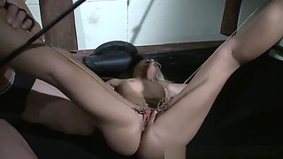 European Sub Punished And Assfucked