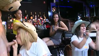 Real Babes Dicksucking And Getting Lap Dance