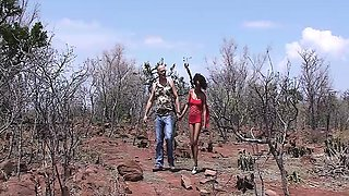 wild african safari sex tour
