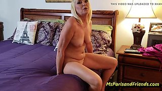 Slutty taboo mommy gets her pussy &amp ass fucked