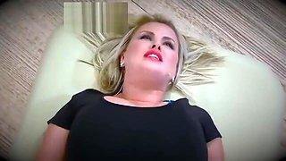Anna Semenovich in Russian TV Show Compilation