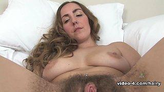 Sarah in Masturbation Movie - ATKHairy