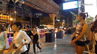 Ladyboy and Girls Bangkok Nana Plaza and Sukhumvit