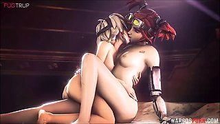 Tight Borderlands babes get sex session nicely