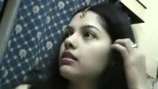 Indian honeymoon intimate sex tape