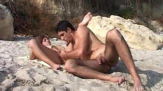 Sex on the beach is always pleasure