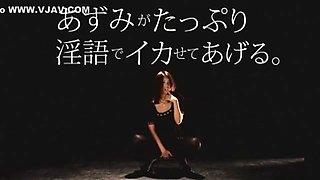 Amazing Japanese chick Azumi Harusaki in Hottest Handjobs, Big Tits JAV video