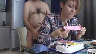 Old Dad Fucking Not His Two Stepdaughters Voyeur