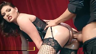 Brazzers - Jessica Rex is nothing but Porn Puppet On A String