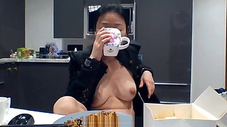 #JulietUncensoredRealityTV Season 1A Episode 35: Real Asian Amateur Reality Porn Star Piss Compilation &_ Vlogging Mukbang Behind The Scenes