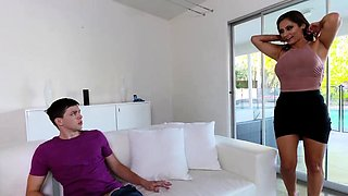 Big tits ass anal teen and mom aunt seduce duddy's