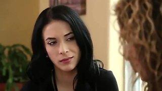 Tutor seduced by lesbian student