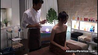 Sex Japanese Massage To Amateur Milf Big Titts