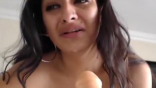 Latina Taboo Humiliation Roleplay On Webcam
