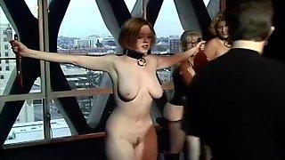 Retro Star Nina Hartley In Hot Domination Sex Action