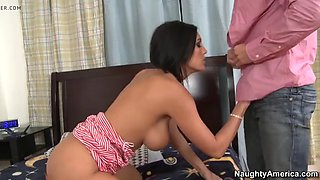 Naughty america dylan ryder fucking in the bedroom