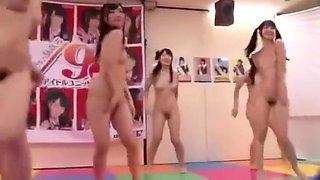 National Idol Unit (SOD) - Nude Dance 01