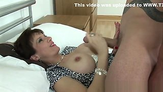 Crazy xxx scene Boobs incredible uncut