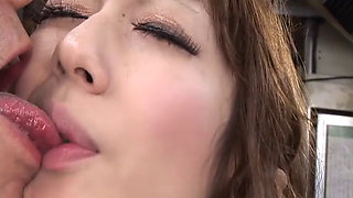 Japanese Girl fucked on the bus