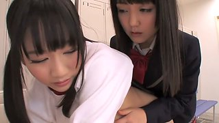 Horny Japanese chick in Amazing Fetish, HD JAV video