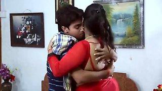 Savita Bhabhi Hot Video with Young Boy