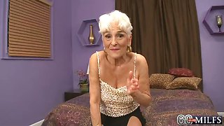 Sex Advice From A 74-Year-Old Cougar