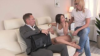 Sell Your GF - My boss fucked my wife