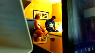 Hidden Camera Hotel Meet