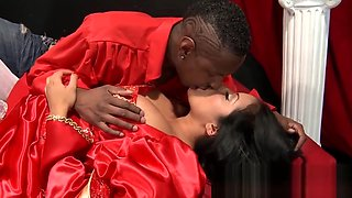 Milfs Like It Black - Passion Cums From Within starring Kia
