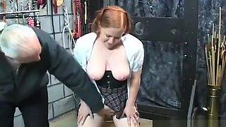 Extreme amateur pussy action