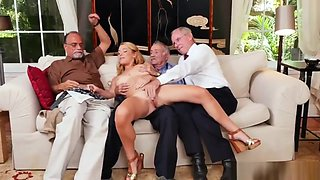 Family taboo old young Frannkie And The