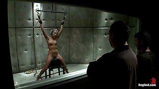 Cemetery Heights: A HogTied Feature Moviea Fantasy Bdsm Abduction Movie Starring Jaelyn Fox - HogTied