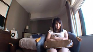 Horny Japanese model Yuika Seto in Hottest Threesomes, Facial JAV clip
