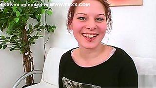 Deutschlandporno! Streetgirls aufgerissen