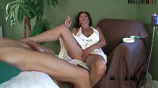 Margo Sullivan - Smoking, Sucking & Cumming