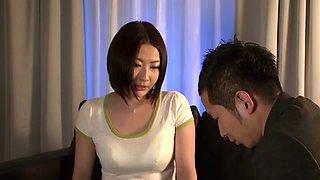 Megumi Haruka in Fall in Love Beauty Junior Wife part 1.1