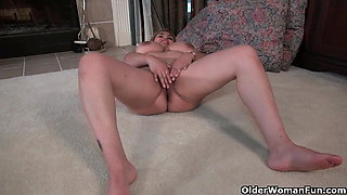 An older woman means fun part 66