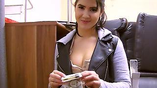 Innocent Student Makes Amateur Porn