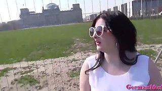 German hookup #7 german college neele seduce to fuck in park