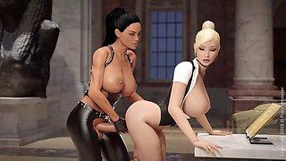 3d sex scene