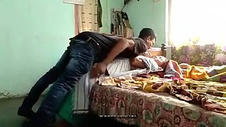 Indian couple romance and fucked