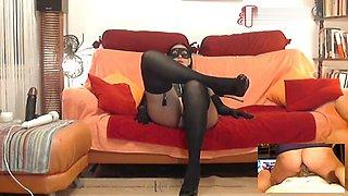 Mistress Sadistra's Skype session