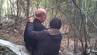 Chinese Daddy Forest 37
