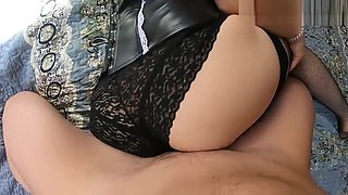 Fuck his girlfriend's son while she is at work-LITTLEMARYLOLLIPOP