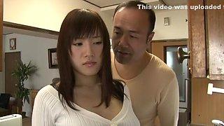 Hottest Japanese chick Azusa Nagasawa in Crazy Big Tits JAV scene