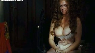 Busty Katarzyna Figura Abused by Old Man