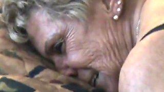 Gangbang, mature, granny